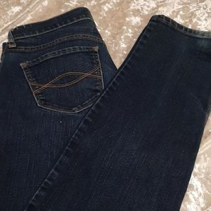 Abercrombie & Fitch  Stretch Straight Leg Jeans